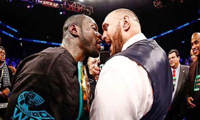 Tyson FURY en négociations avec Deontay WILDER pour un combat en decembre