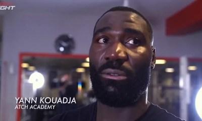 100% FIGHT 42 - Interview Vidéo de Yann Kouadja