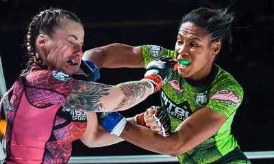UFC - Zarah FAIRN affrontera Megan ANDERSON pour ses débuts à l'UFC 243