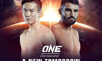 Mehdi ZATOUT affrontera le Chinois Han ZI HAO au ONE Championship