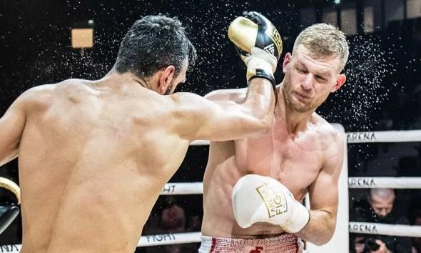 Jimmy VIENOT vs Vedat HODUK - Full Fight Video - Arena Fight