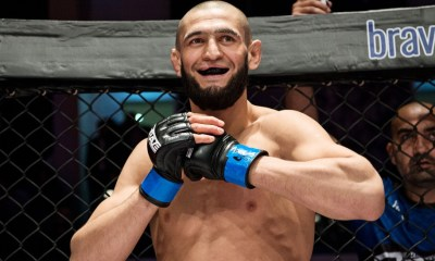 Khamzat Chimaev vs Li Jingliang prévu pour l'UFC 267.