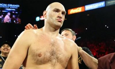 Tyson Fury: On dirait que je vais encore devoir détruire le crâne de Deontay Wilder !