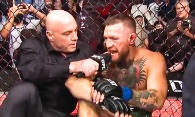 Conor McGregor pète les plombs après sa défaite: 'Ce n'est pas fini !'