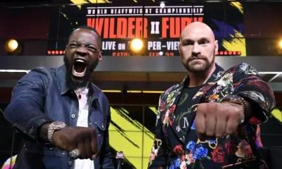 Tyson Fury vs Deontay Wilder 3 en finalisation pour le 24 juillet
