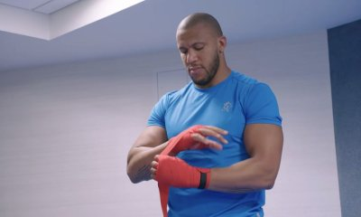 UFC 265 Embarqué - Ciryl Gane finit sa préparation au Main Street Boxing & Muay Thai - Episode 2