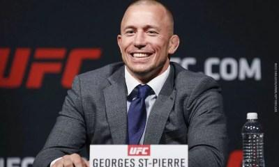 Georges St-Pierre: 'Je serai libéré de l'UFC dans deux ans et je serai toujours en forme'