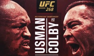 UFC 268