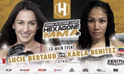 Lucie Bertaud MMA