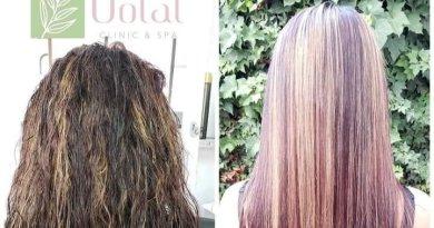 Ven a tu Clínica O'olal y disfruta los efectos del Bothox en tu cabello