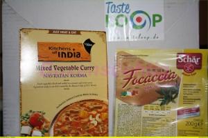 curry focaccia