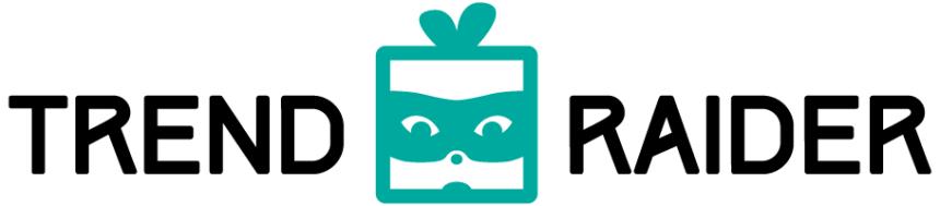 TrendRaider Logo_wei+ƒ