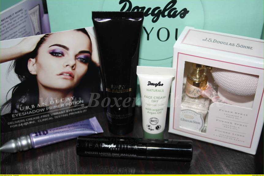 Douglas Box of Beauty November 2014