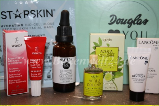 Douglas Box of Beauty März 2015