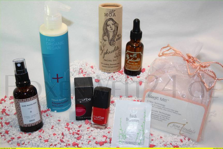 Vegan Beauty Basket Boxenwelt24