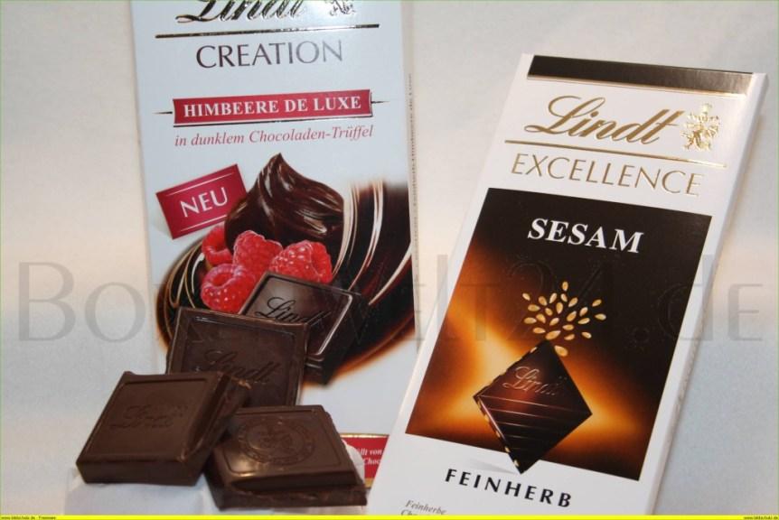 Lindt Chocoladen Club Oktober Boxenwelt24.de