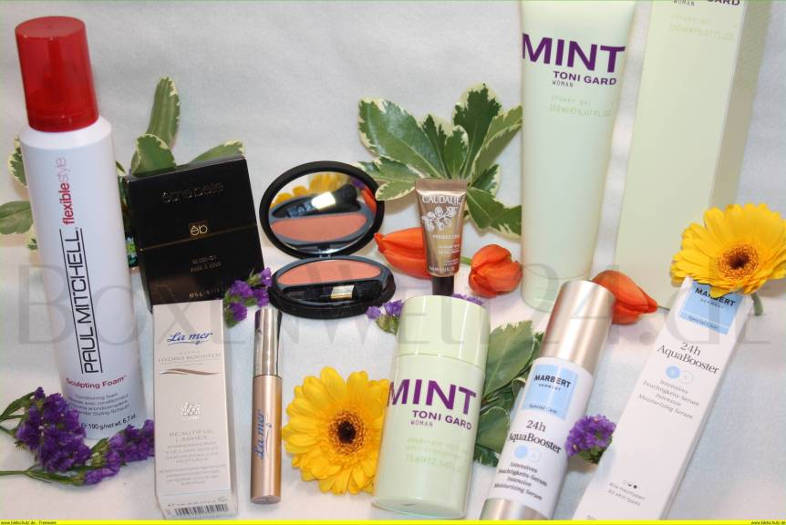 Luxury Box mit 10€ Rabatt Boxenwelt24.de