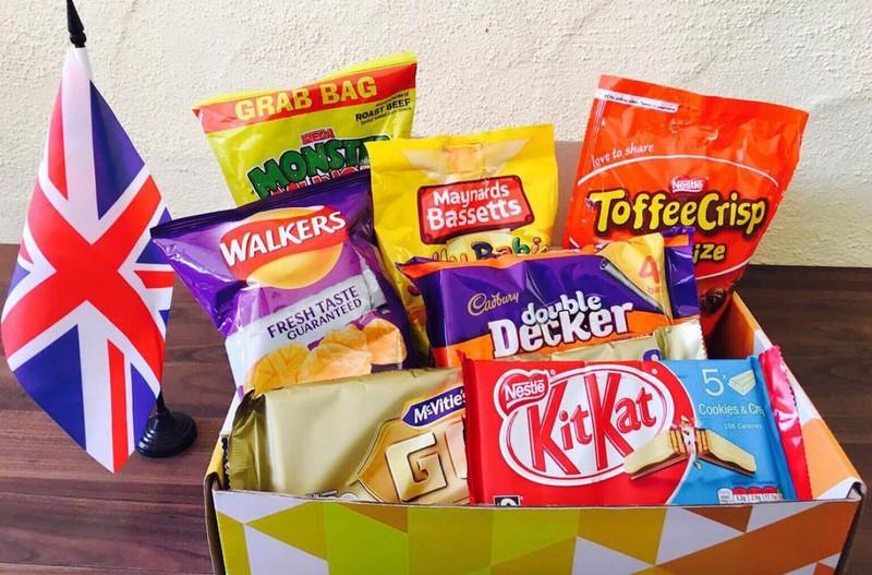 SnackBox Vernasche die Welt | Boxenwelt24