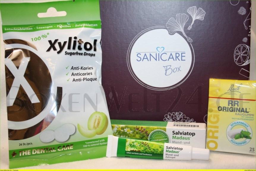 Sanicare Box Boxenwelt24.de