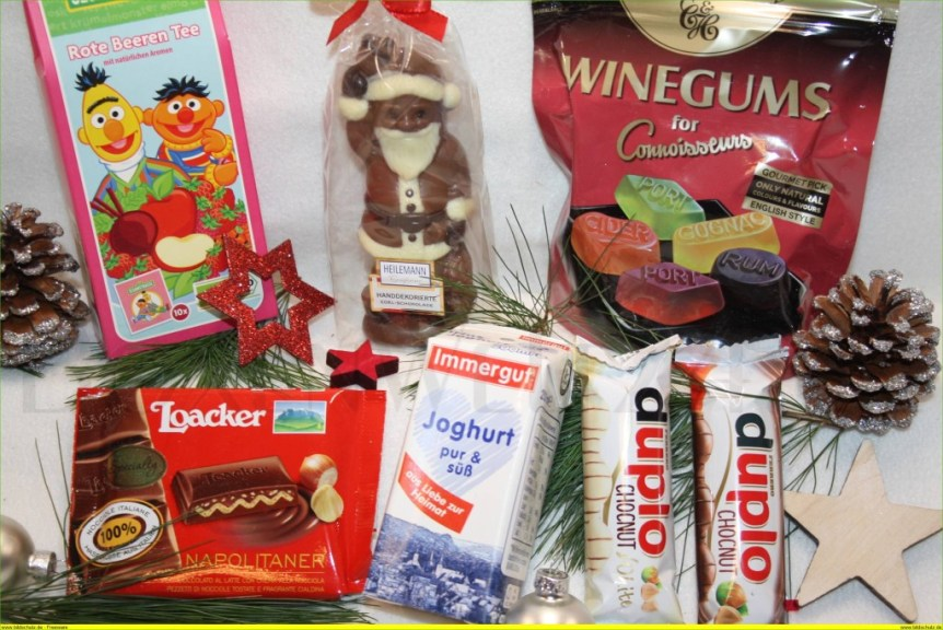 MyCouchbox Adventskalender 2017
