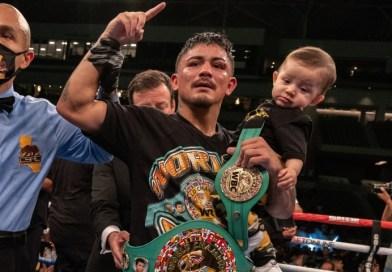 Joseph Diaz Jr. quiere enfrentar a Ryan García y Devin Haney, quiere grandes peleas en 130 libras