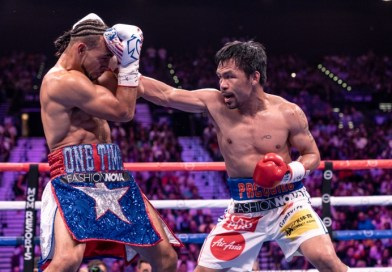 Spence: La edad de Pacquiao no significa nada; Espero el mismo Manny que luchó contra Thurman