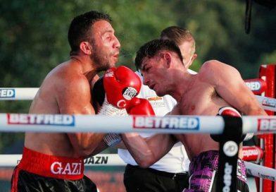 Jack Cullen gana a lo grande, supera a Avni Yildirim por decisión unánime