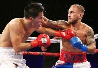Alberto Palmetta y Matías Romero pelearán en Estados Unidos