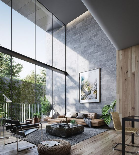 Minimalist Living Room Ikea