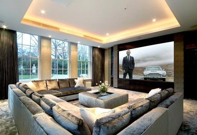 Minimalist Living Room Set