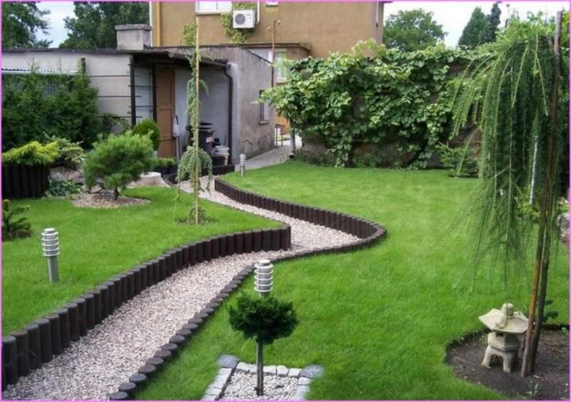 small outdoor garden ponds