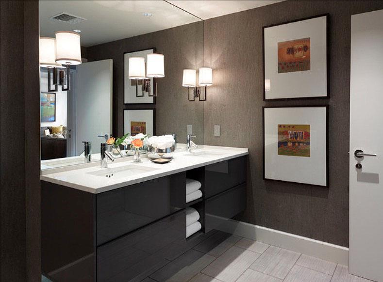 bathroom decorating wall ideas