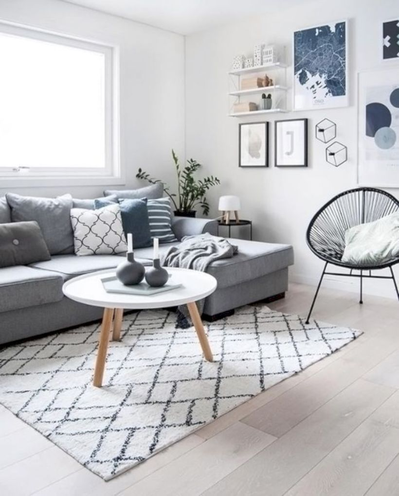 Minimalist Living Room Pictures
