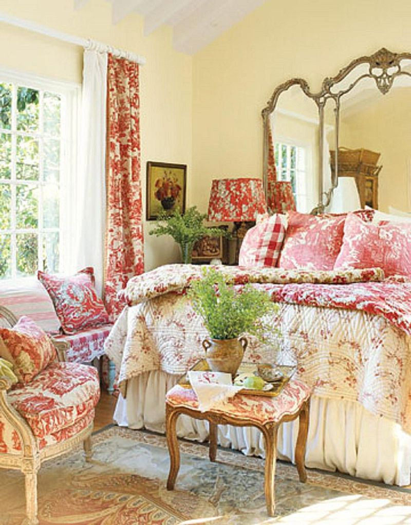country style bedroom uk
