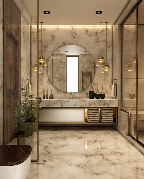 Luxury Bathroom Renovation