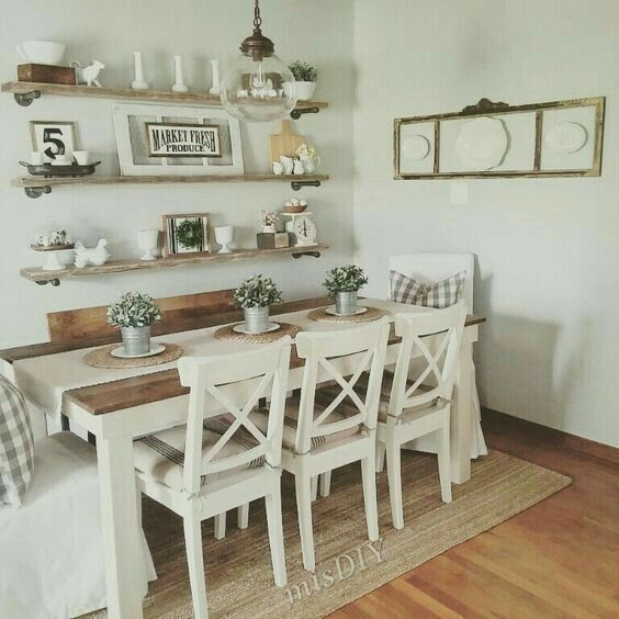 Build A Rustic Dining Room Table