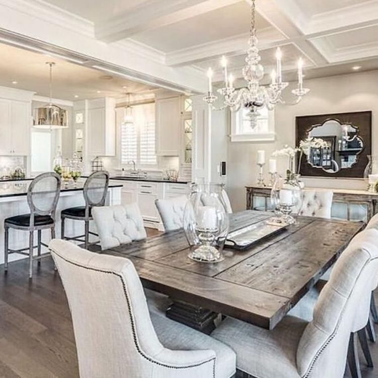 Rustic Dining Room Table Dallas Tx