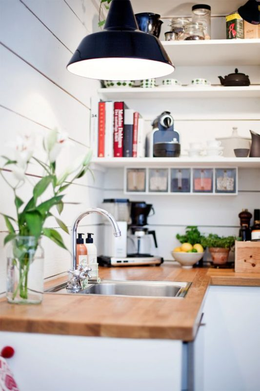 √ 55+ Scandinavian Kitchen Design For Your Lovely Home