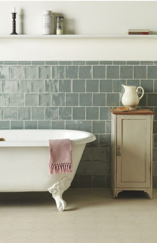 √ 51+ Vintage Bathroom Decor Ideas You MUST See For Lovely Home