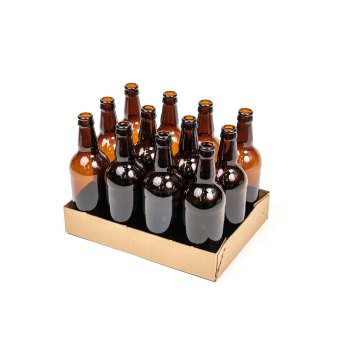 12 X 500ML BOTTLE TRAY FULL