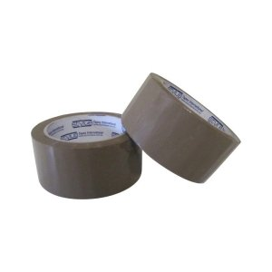 Tape-Premium-48mm-Brown-S - Tape-Rubber-Solvent-48mm-Brown