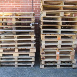 Pallets-Assorted - Assorted-Pallets-Stack