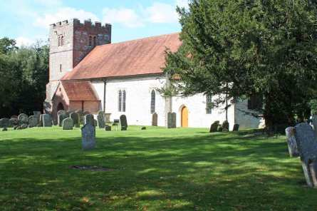 St Andrews Church Boxford