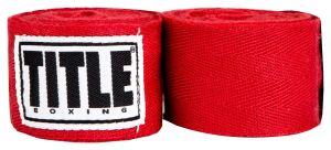 title boxing wraps