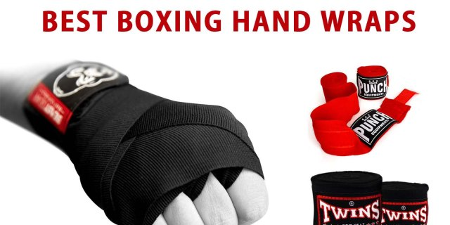 best boxing wraps