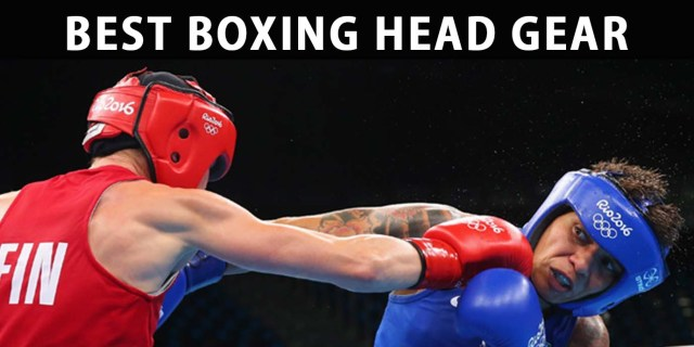 best boxing headgears