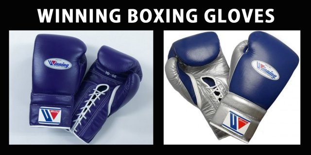 winning gloves