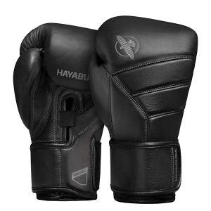 Hayabusa leather boxing gloves
