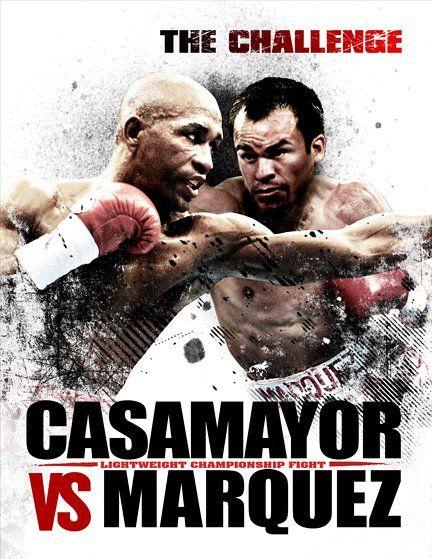 Joel Casamayor vs. Juan Manuel Marquez