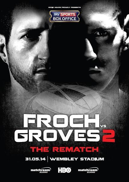 Carl Froch vs. George Groves II